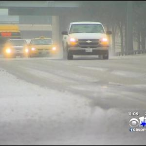 Winter Weather Impacts Texas Air Travel