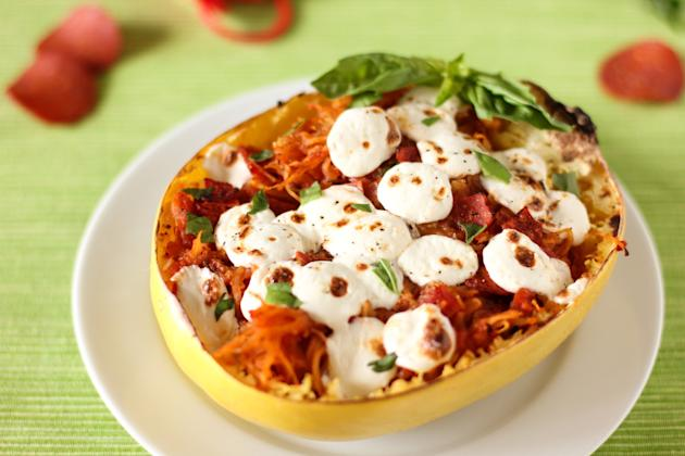 Top Off This Spaghetti Squash