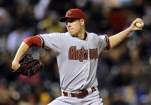 Corbin tosses 3-hitter as D-backs beat Rockies 5-1