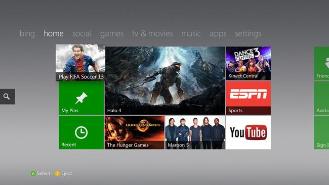 Microsoft plots living room domination with 43 new entertainment apps for Xbox 360
