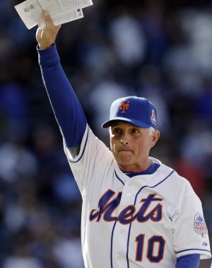 Mets keep Collins, make plans to contend in 2014