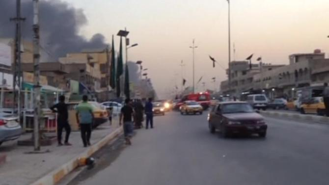 65 or more killed in attack in Baghdad Shi'ite stronghold