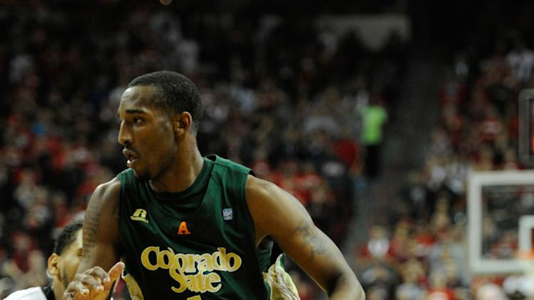 NCAA Basketball: Colorado State at UNLV