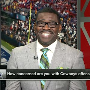 Michael Irvin: Cowboys need a win today