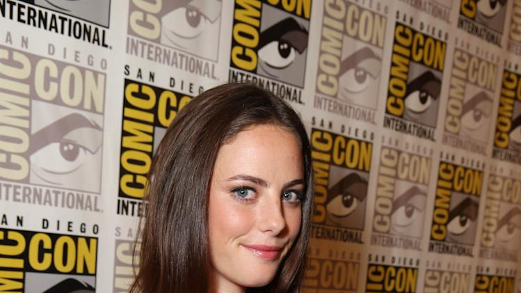 Kaya Scodelario seen at Twentieth Century Fox Panel at 2014 Comic-Con on Friday, July 25, 2014, in San Diego, Calif. (Photo by Eric Charbonneau/Invision for Twentieth Century Fox/AP Images)