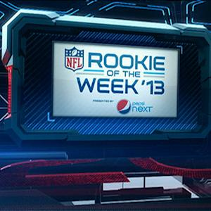 Week 12: Pepsi NEXT Rookie of the Week winner