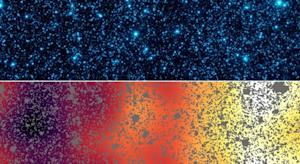 Universe's 1st Objects After Big Bang Possibly Seen by NASA Telescope