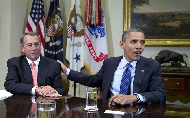 A Field Guide to the End of the Fiscal Cliff