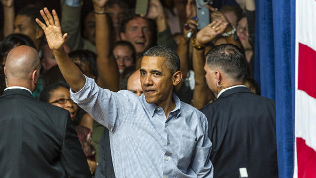 Polls: Obama Maintains 5-Point Lead In Ohio, Race Tightens In Virginia, Florida