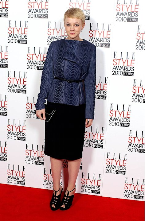 Mulligan Carey ELLE Style Awards