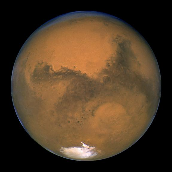 How to See Live Views of Mars Online This Week