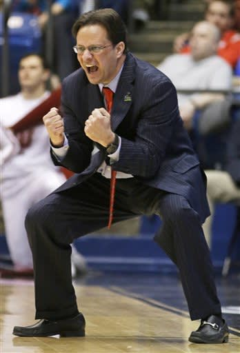 Indiana overpowers James Madison 83-62