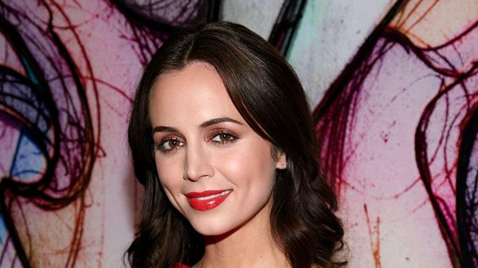 Eliza Dushku attends the Prada party at the Prada store Soho location during Mercedes-Benz Fashion Week Fall 2008 February 5, 2008 in New York City.