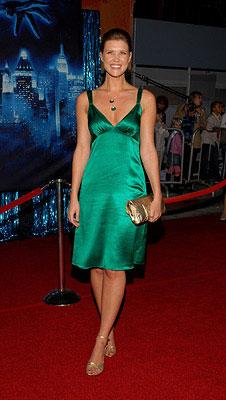 Sarah Lancaster at the Los Angeles premiere of Walt Disney Pictures' Enchanted
