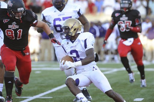 Arkansas State overwhelms Alcorn State 56-0