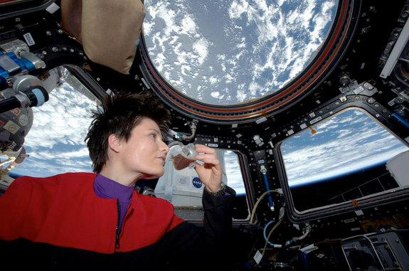 To Boldly Brew: Astronaut Uses ISSpresso to Make 1st Cup of Coffee in Space