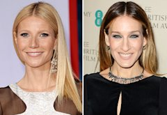 Gwyneth Paltrow, Sarah Jessica Parker | Photo Credits: Jason Merritt/Getty Images, Dave J Hogan/Getty Images