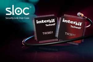 Intersil Expands Video Surveillance Leadership Coalition