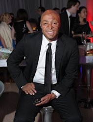 J.R. Martinez attends the MSNBC After Party event for the White House Correspondents Association Dinner at Italian Embassy, Washington, D.C., on April 28, 2012 -- Getty Premium