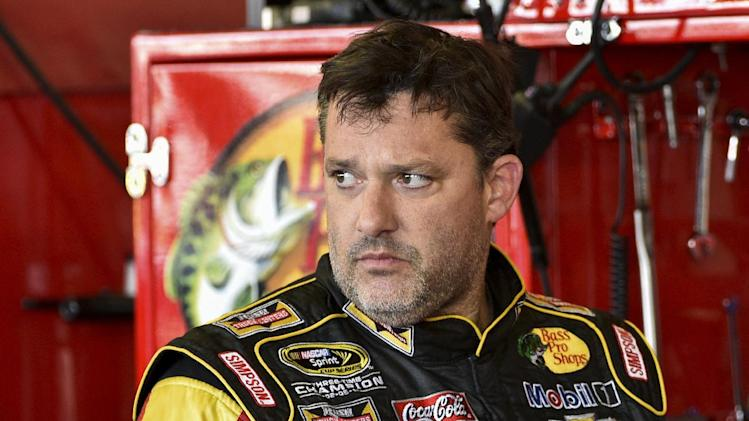 Since probe starts, Stewart simple steps away from the particular track