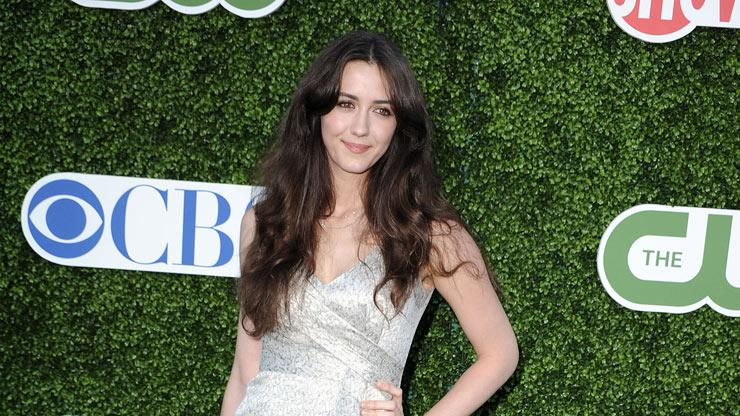 """Californication's"" Madeline Zima arrives at the TCA Summer 2010 CBS/The CW/Showtime ""Star Party in the Tent"" on July 28, 2010 in Beverly Hills, California."