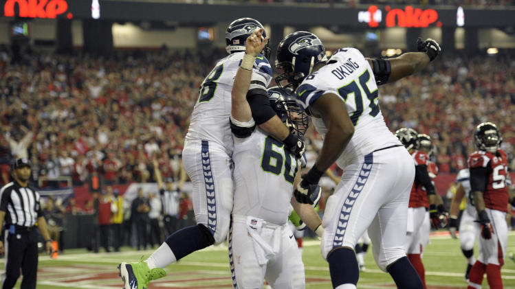 NFL: NFC Divisional Round-Seattle Seahawks at Atlanta Falcons