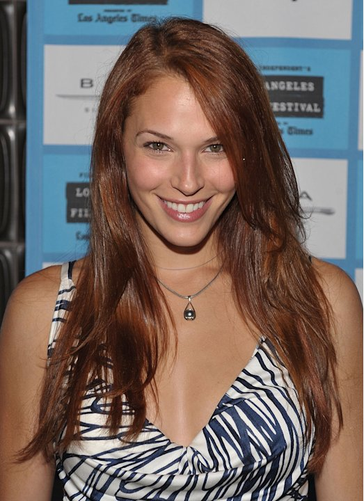 2009 Los Angeles Film Festival Keyote Films Amanda Righetti
