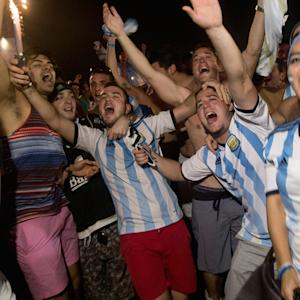 Argentina Versus Germany: Which Nation Wins at Life?