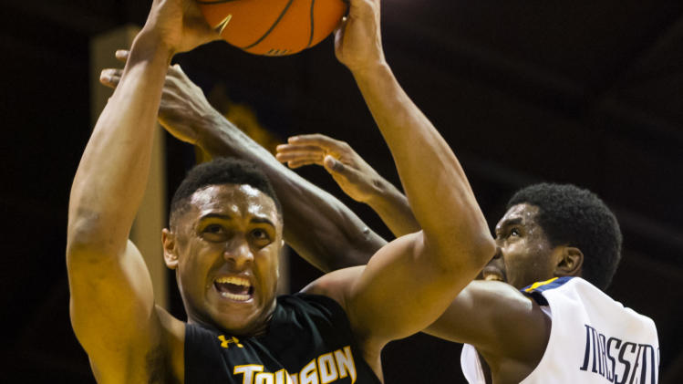 NCAA Basketball: Towson at Drexel