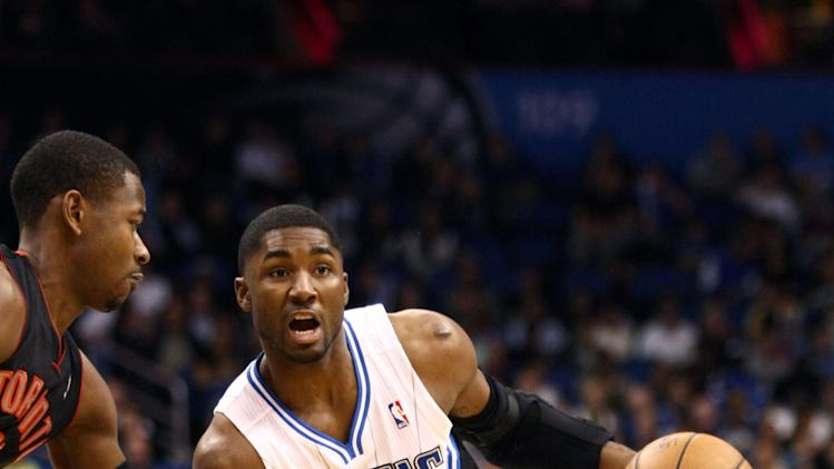 NBA: Toronto Raptors at Orlando Magic