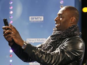 "In addition to ""Jurassic World,"" Omar Sy …"