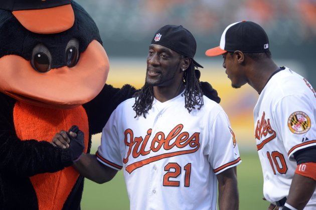 Webb meets Jones and The Bird in Baltimore