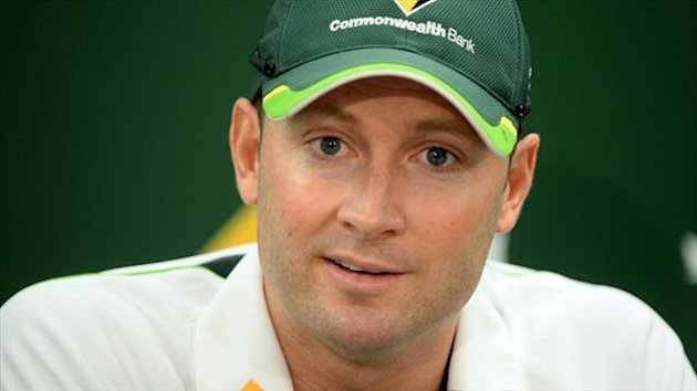 Australia captain Michael Clarke thinks England could win the World Cup next year.