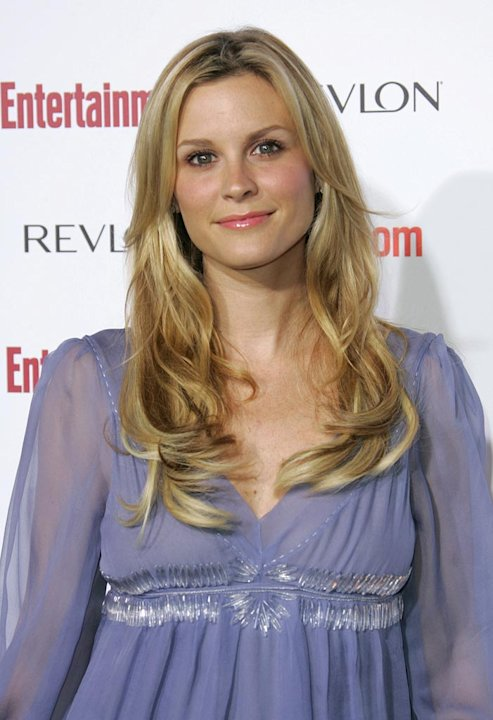 Bonnie Somerville arrives at Entertainment Weekly's 5th Annual Emmy Celebration at Opera/Crimson. 
