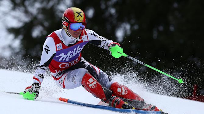 Alexis Pinturault soars to World Cup slalom win