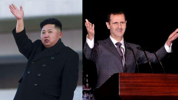 Americans Don't Want War with North Korea or Syria