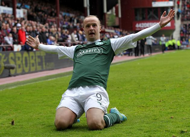 Soccer - Leigh Griffiths File Photo