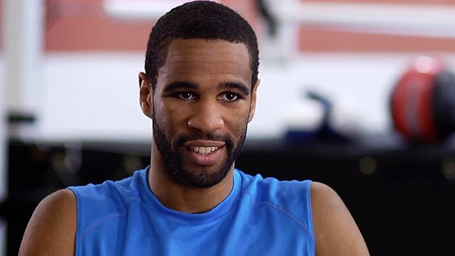 Lamont Peterson Feature