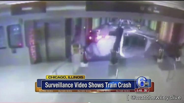 Operator who crashed train at Chicago's O'Hare is fired