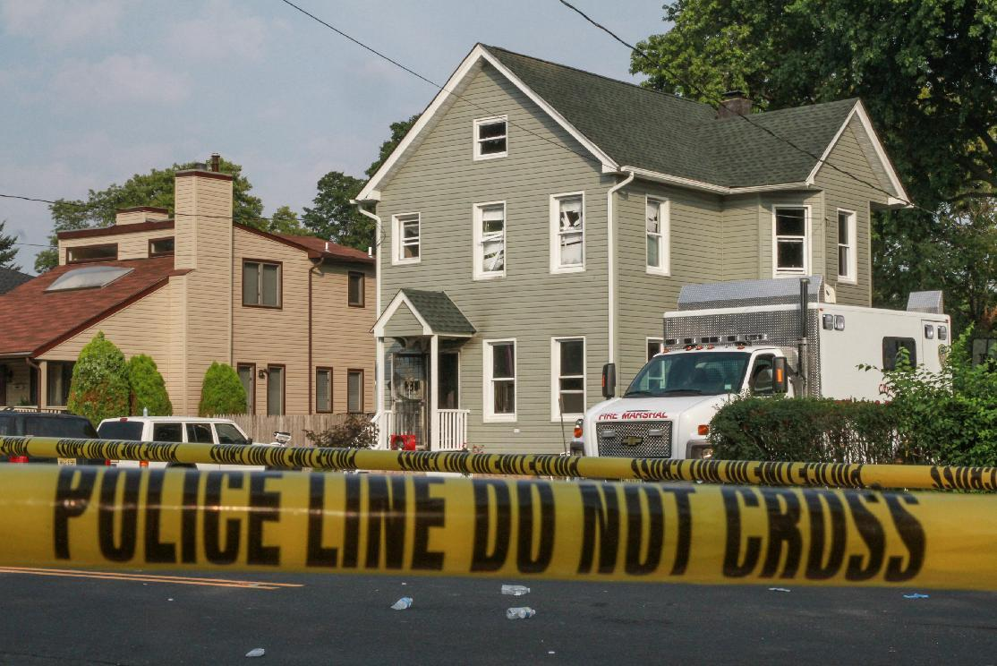 Deaths of family after Jersey shore fire were murder-suicide