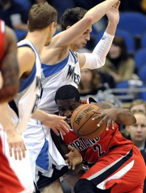 Batum, Matthews lead Blazers over Wolves
