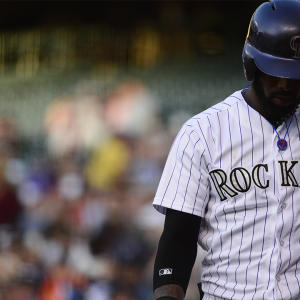 Rockies SS Jose Reyes pleads not guilty to domestic abuse