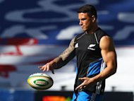 Departing All Black Sonny Bill Williams will contest a heavyweight boxing fight in November