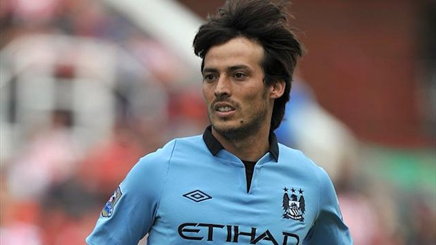 David Silva, Manchester City
