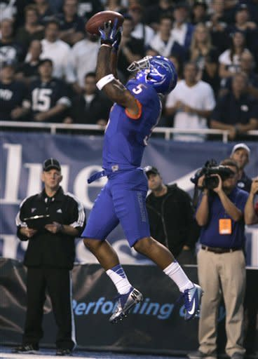 No. 24 Boise State holds off BYU 7-6