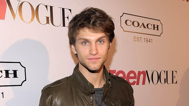 Keegan Allen Teen Vogue Young Hollywood Party