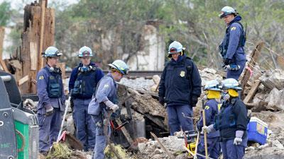 Texas Fire Official: 'Debris Could Give Answers'