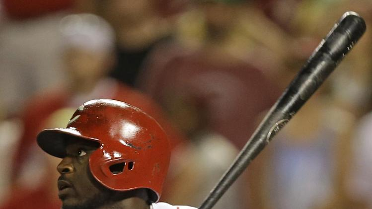 Bruce's HR ties it, Reds beat Pirates 2-1 in 13