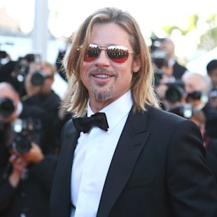 Brad Pitt: 'I Feel Better Having A Gun'