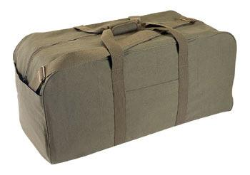 Canvas Cargo Bag